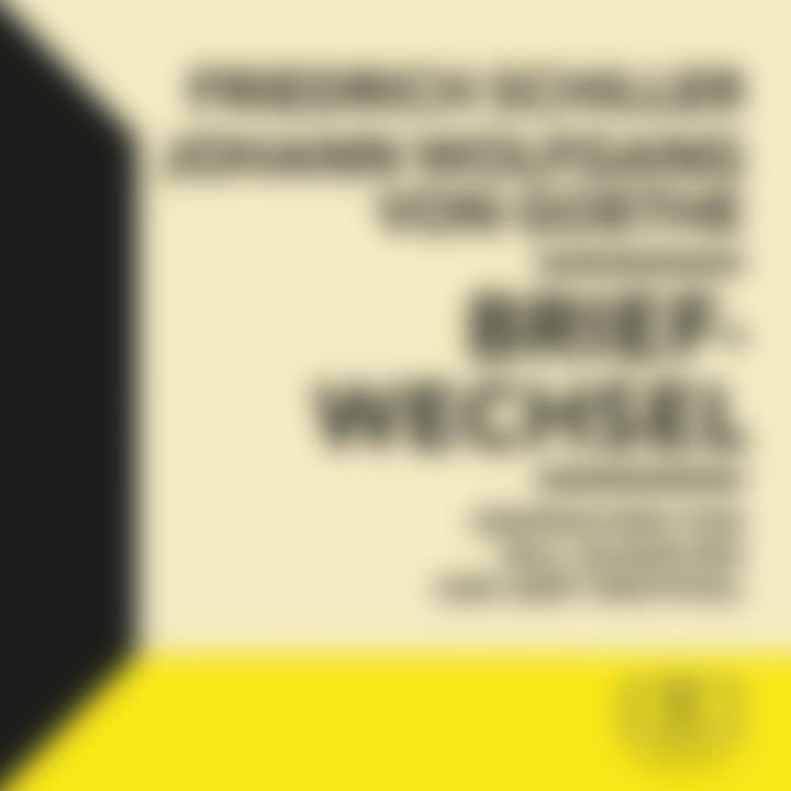 Schiller Goethe Briefwechsel 00602507108663 PNG RGB