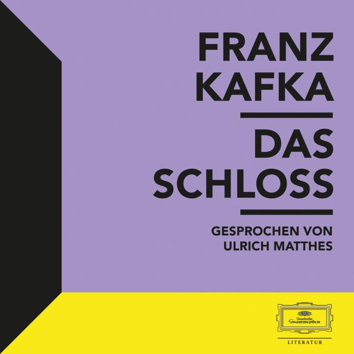 Franz Kafka Das Schloss 00602507199937 RGB PNG