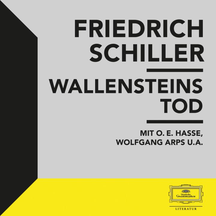 Friedrich Schiller Wallensteins Tod 00602507298791 RGB PNG