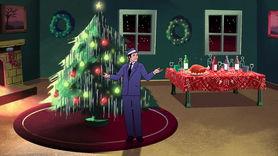 Jazz zu Weihnachten, Frank Sinatra - Mistletoe And Holly