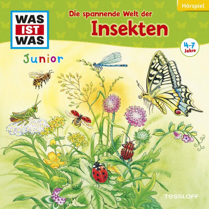 Folge 33: Die spannende Welt der Insekten