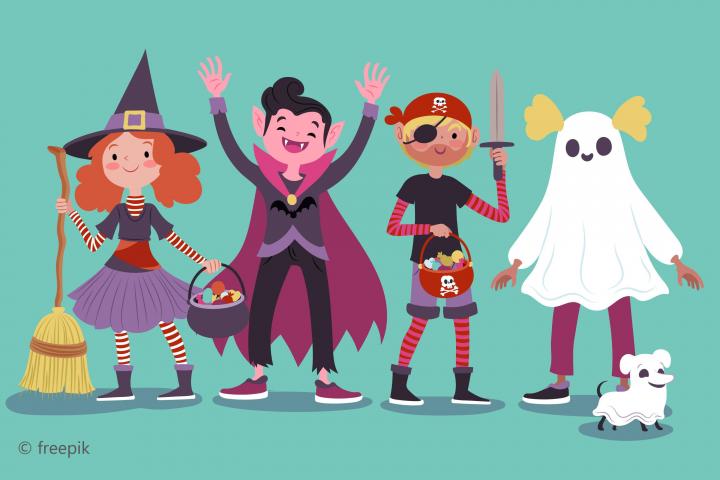 Halloween 2020 News Bild