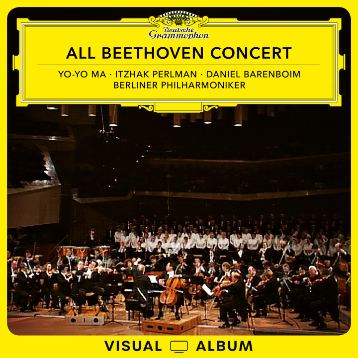 ALL BEETHOVEN CONCERT EV Cover
