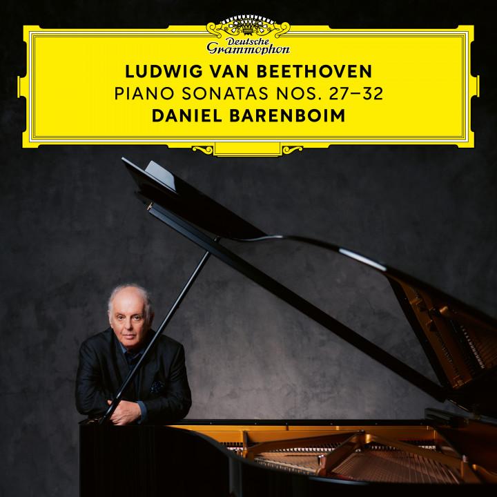 Barenboim Beethoven: Sonatas Nos. 27 – 32: eAlbum Cover