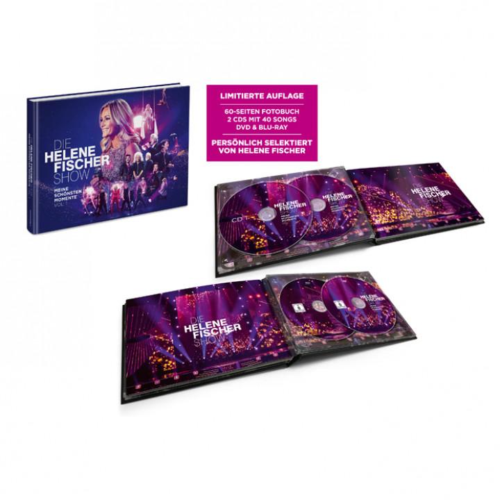 Helene Fischer CD, Buch, DVD, Artwork neu