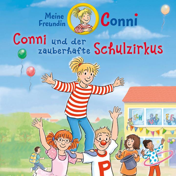 65: Conni und der zauberhafte Schulzirkus