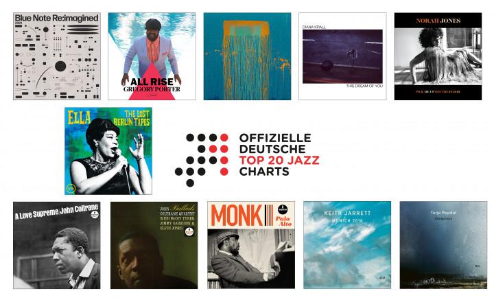 Jazz-Charts Oktober 2020