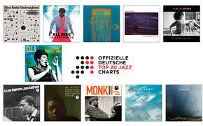 Jazz-Charts, Jazz-Charts Oktober 2020