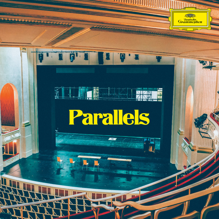 Christian Löffler - Parallels: Shellac Reworks (Beethoven) EP Cover