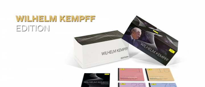 Wilhelm Kempff Edition (Trailer)