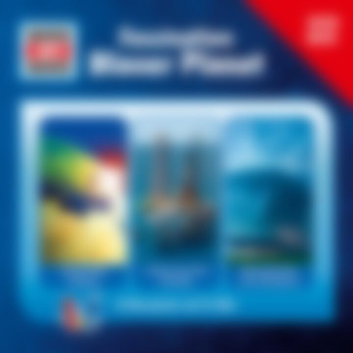 WASISTWAS 3CD BOX Faszination Blauer Planet