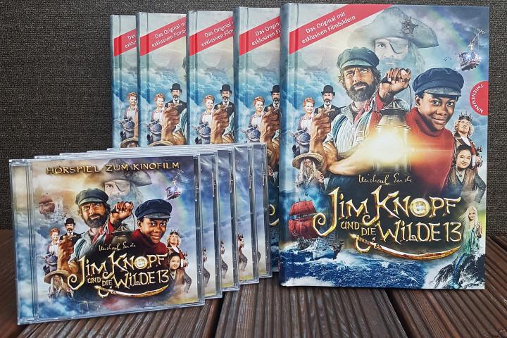 Jim Knopf Gewinnspiel