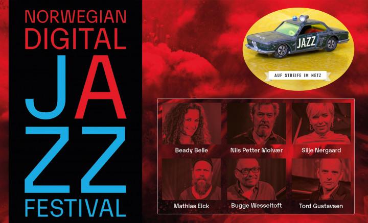 Auf Streife Im Netz - Norwegian Digital Jazz Festival 2020