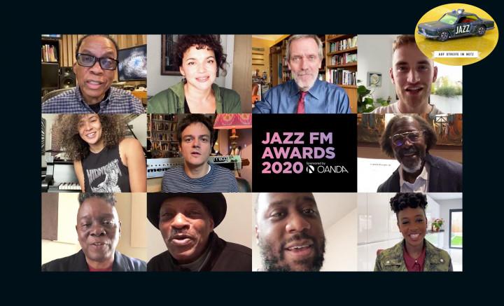 Auf Streife Im Netz - Jazz FM Awards 2020