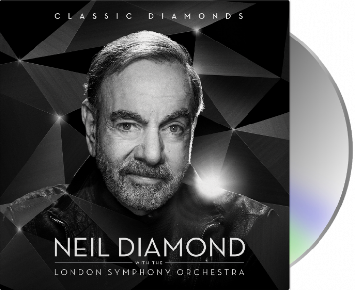 Neil Diamond With The London Symphony Orchestra, Classic Diamonds Int CD