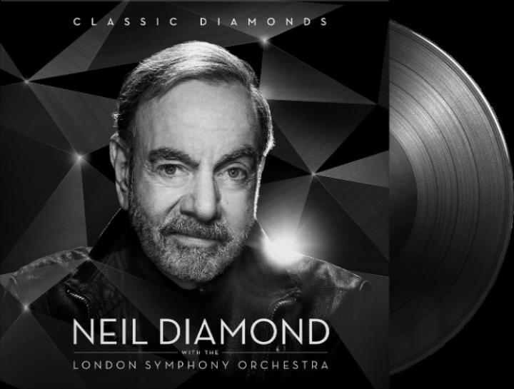 Neil Diamond With The London Symphony Orchestra, Classic Diamonds