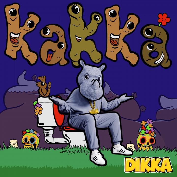 DIKKA KAKKA Cover