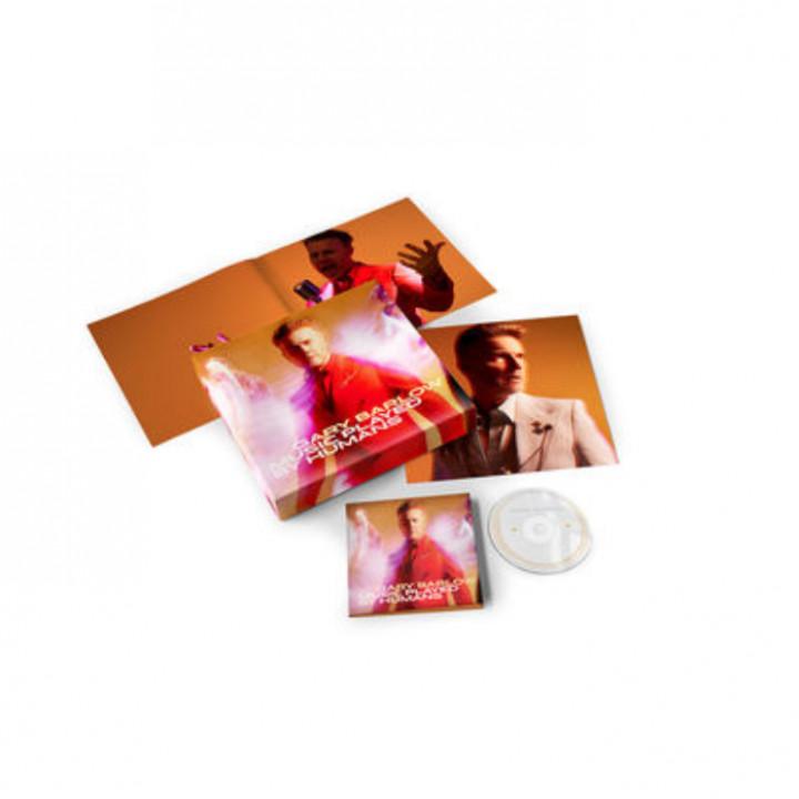Boxset Music Played By Humans CD