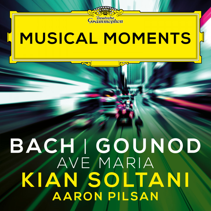 Musical Moments - Kian Soltani, Aaron Pilsan, Ave Maria
