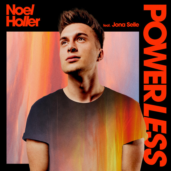 Noel Holler - Powerless (feat. Jona Selle) - Cover