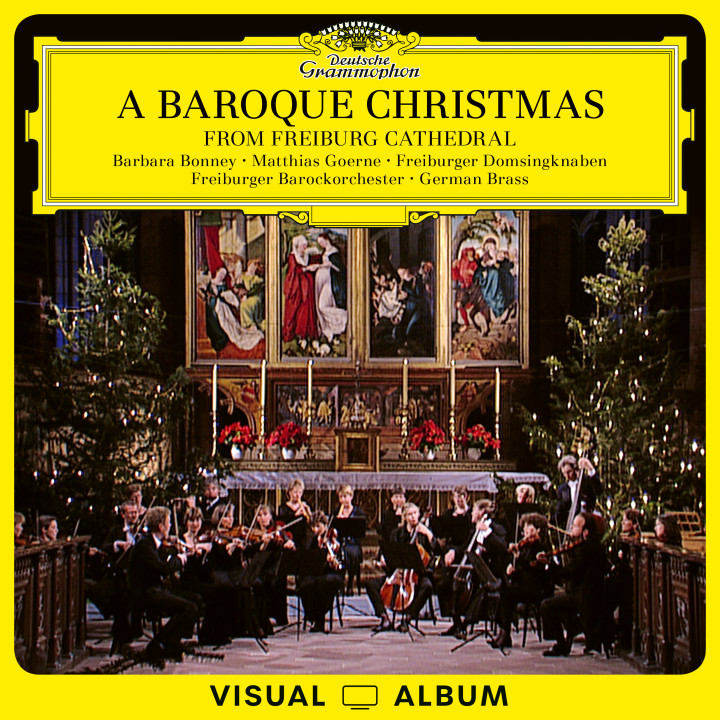 A Baroque Christmas eAlbum Cover