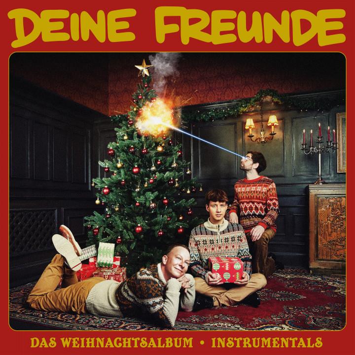 Das Weihnachtsalbum Instrumentals Cover
