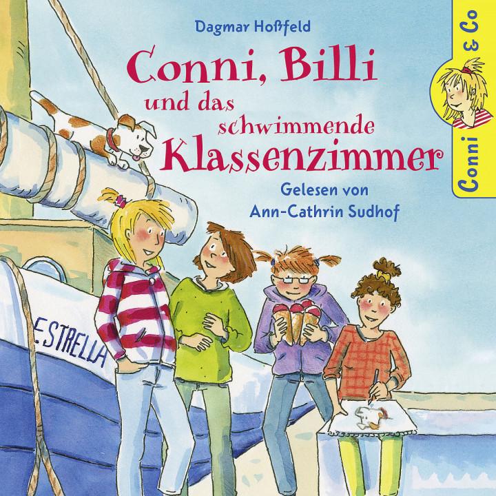 D. Hoßfeld: Conni und d. schwimmende Klassenzimmer