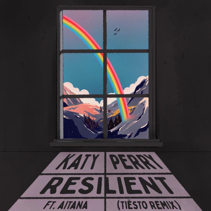 Resilient (ft. Aitana) [Tiësto Remix]