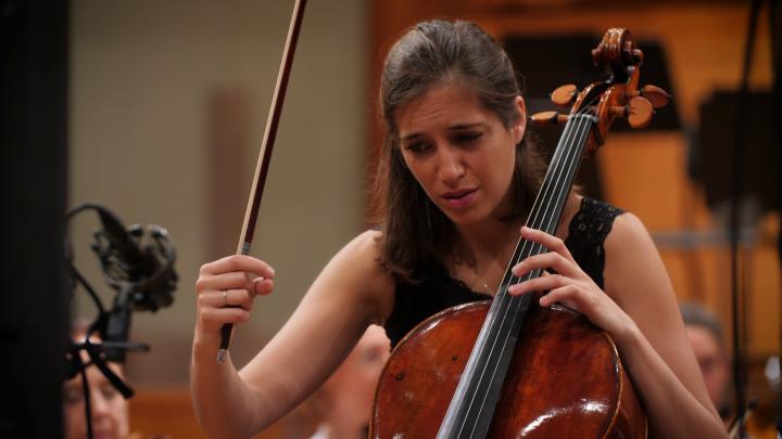 Say: Cellokonzert: II. Terror - Elegy (mit Stéphane Denève)