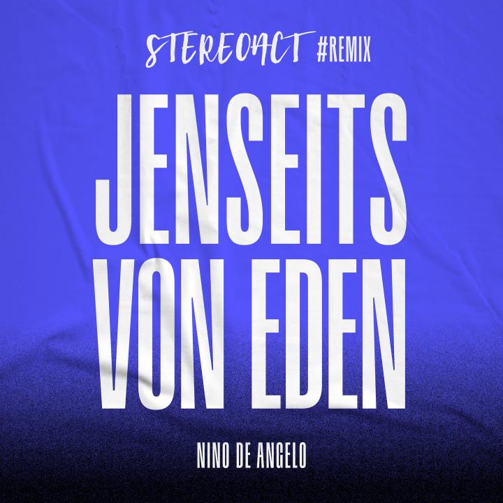 Jenseits von Eden (Stereoact #Remix) [Single] - Cover