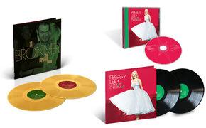 Jazz zu Weihnachten, Jazziges von Peggy Lee und Till Brönner zum Fest