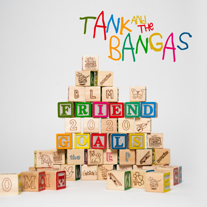 Tank And The Bangas - Friend Goals (EP)