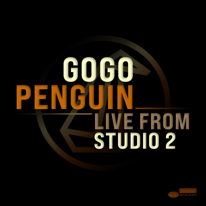 GoGo Penguin - Live from Studio 2 EP Cover