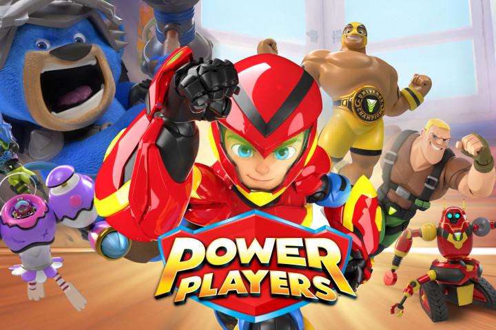 Power Players Künstlerbild