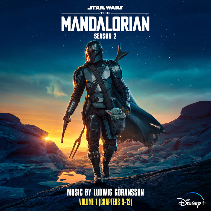 SW The Mandalorian Cover HD