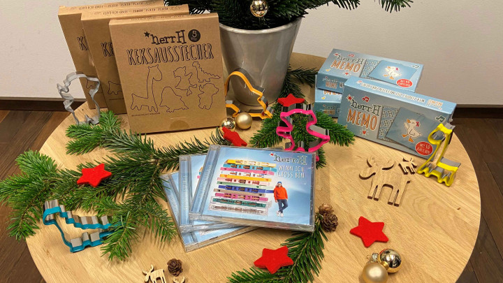 herrH Gewinnspiel Weihnachten