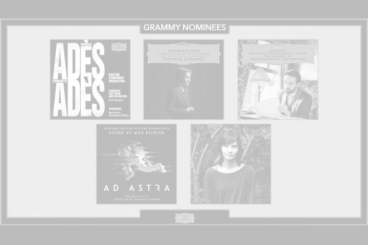 Deutsche Grammophon Grammy Nominees 2020
