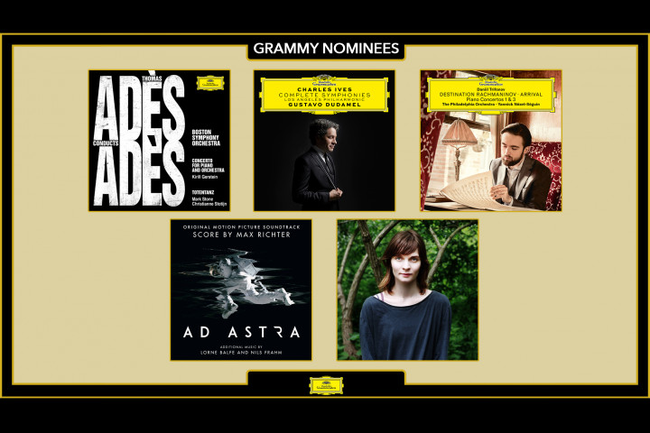 Deutsche Grammophon Grammy Nominees 2020