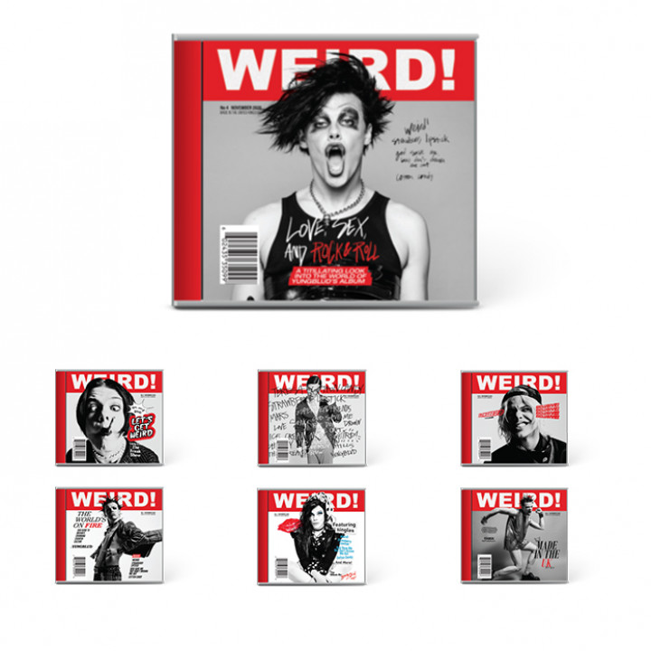 Weird Ltd. Cover Editions