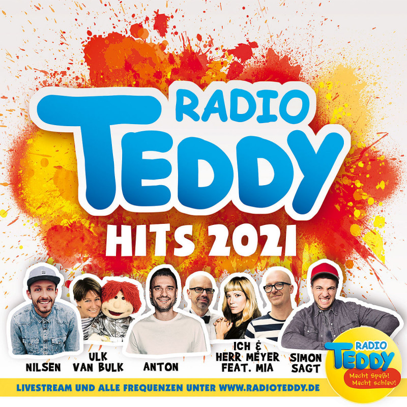 Radio TEDDY HITS 2021