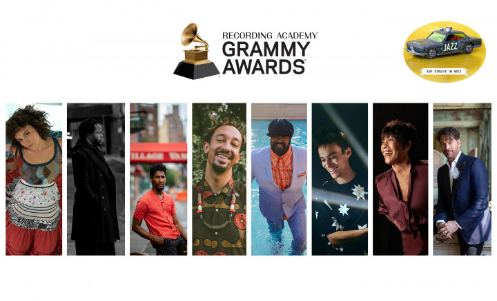 Grammy Award Nominierte 2021: Norah Jones / Ambrose Akinmusire / Jon Batiste / Gerald Clayton / Gregory Porter / Jacob Collier / Bettye LaVette / Harry Connick, Jr.