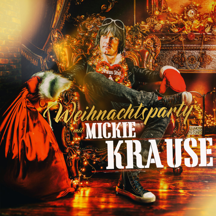 Weihnachtsparty mit Mickie Krause - Cover
