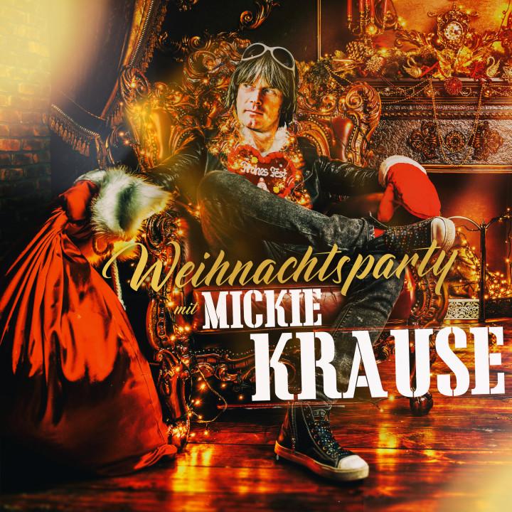Weihnachtsparty mit Mickie Krause - Cover