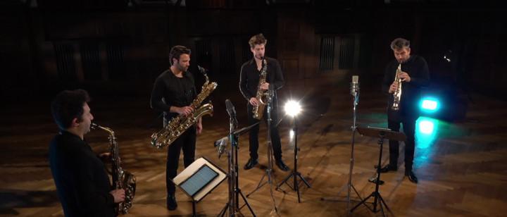SIGNUM saxophone quartet – Beving: Ab Ovo (Arr. Knoth)