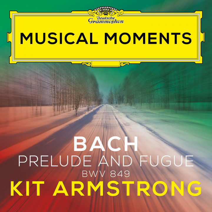 J.S. Bach: Prelude & Fugue in C Sharp Minor (Well-Tempered Clavier, Book I, No. 4), BWV 849