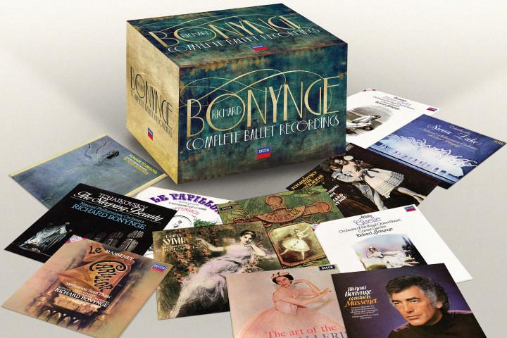 Richard Bonynge - Complete Ballet Collection