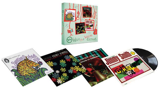 Jazz zu Weihnachten, Weihnachts-Special (Teil 2) - Christmas-Jazz für Plattenteller und Smartspeaker ...