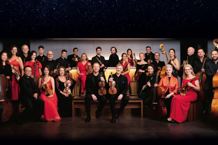 Daniel Hope, Zürcher Kammerorchester
