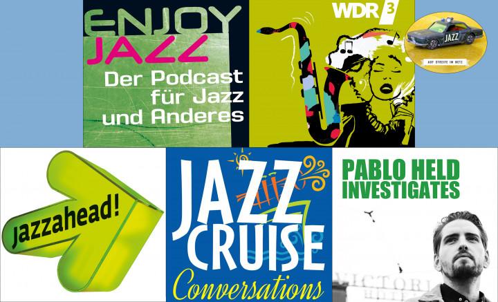 Auf Streife Im Netz: Jazz-Podcasts