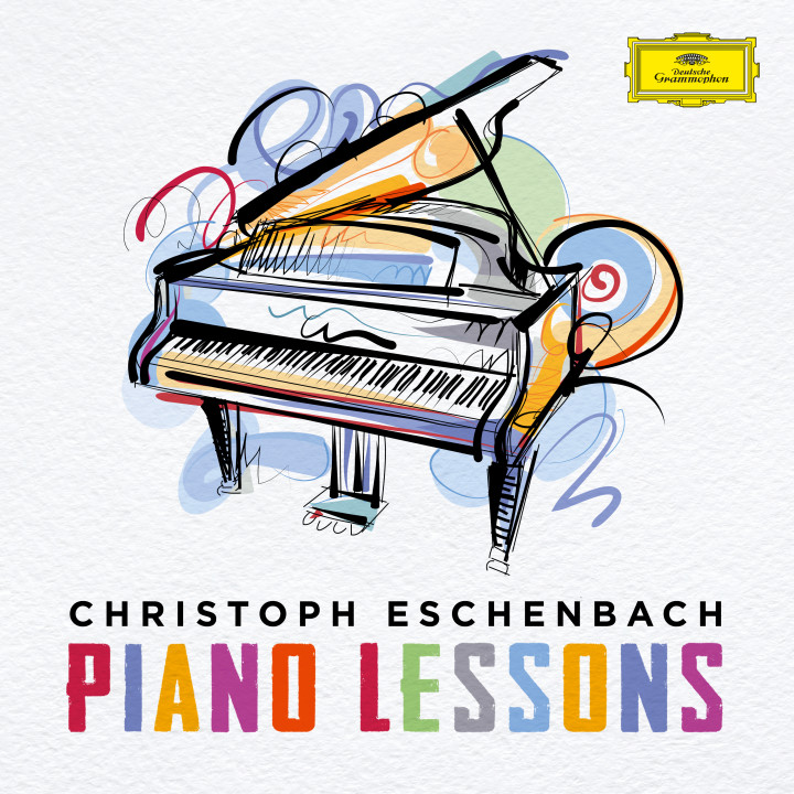 Christoph Eschenbach Piano Lessons Cover
